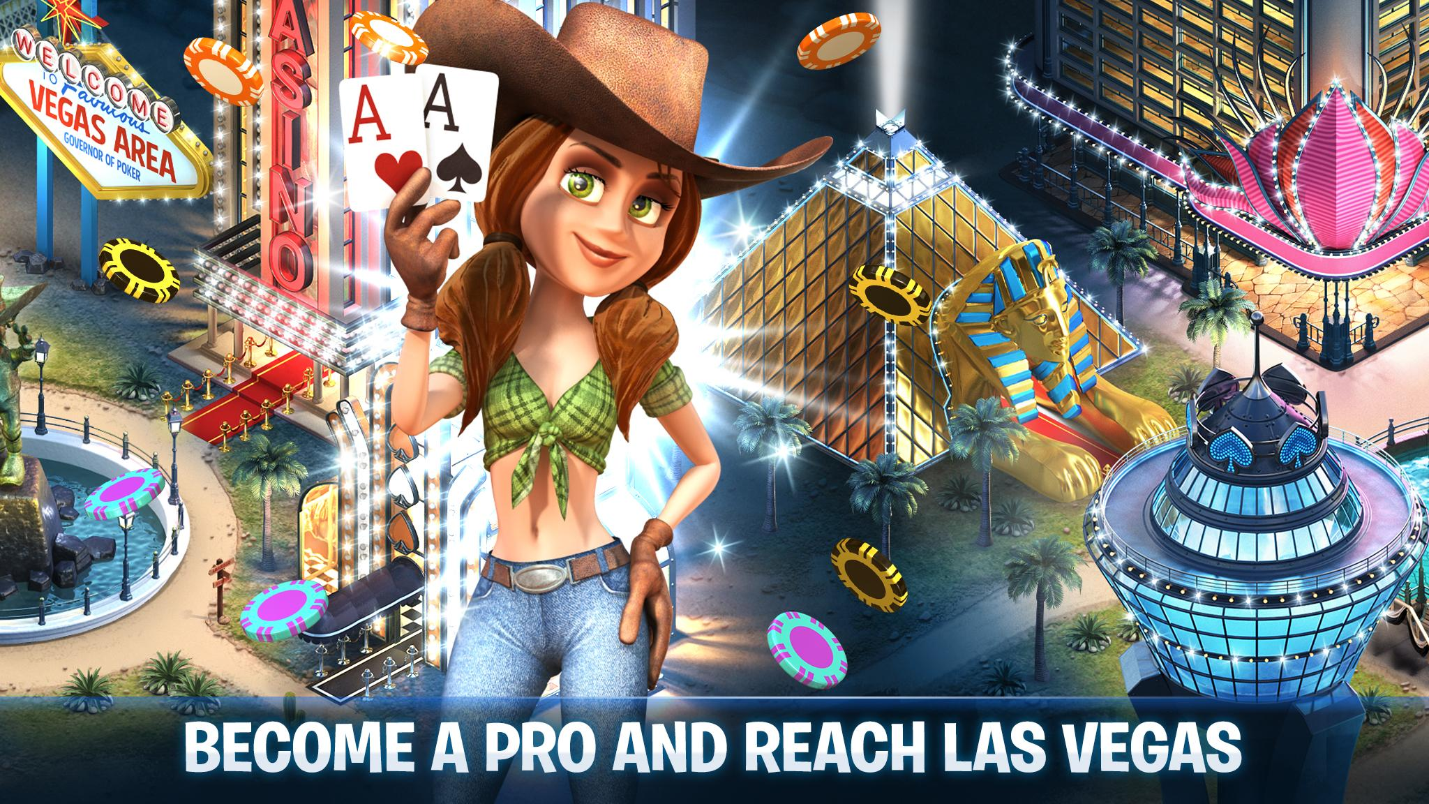 Governor of Poker 3 - Texas Holdem With Friends 6.9.1 Screenshot 5