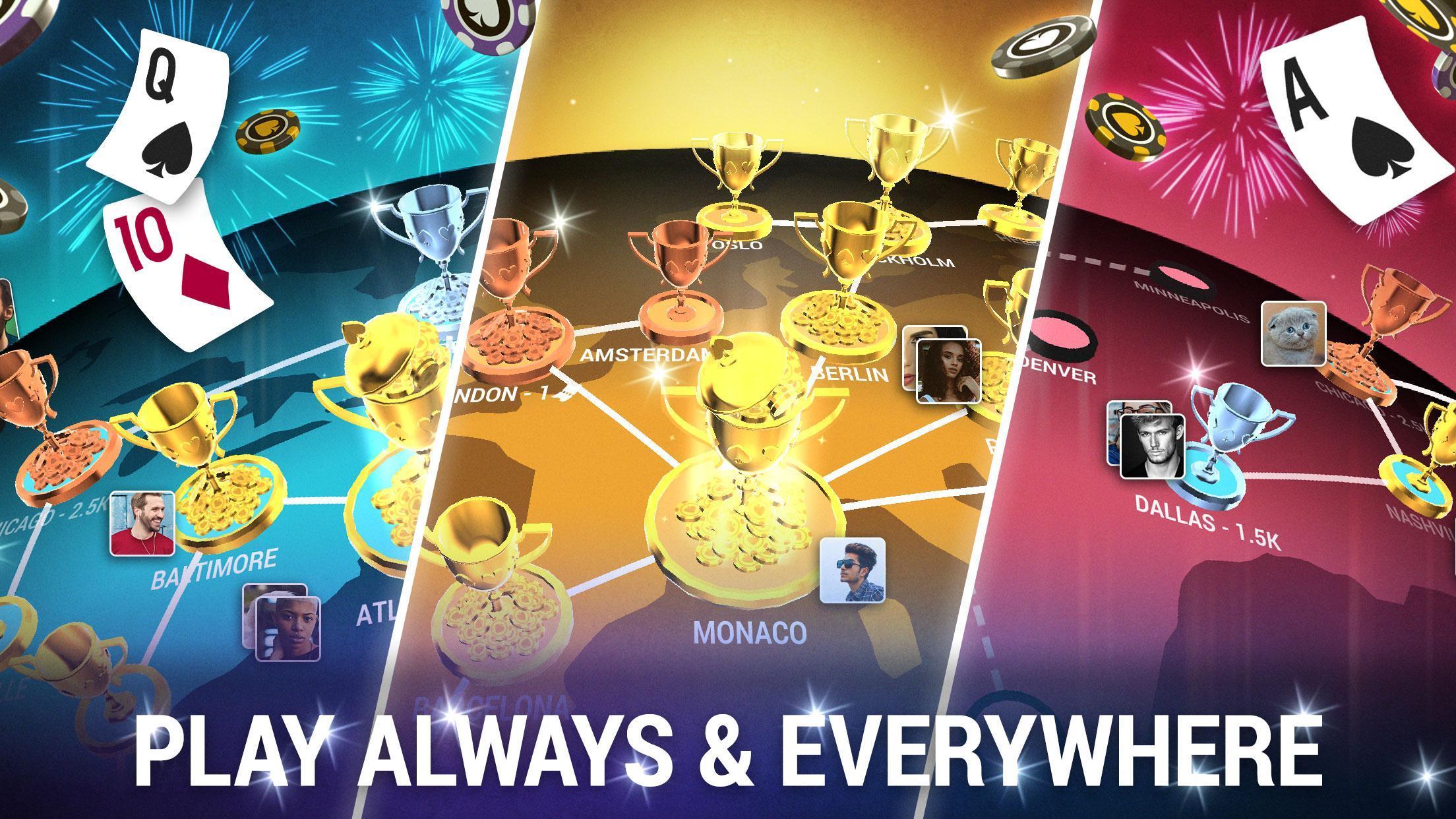 Poker World Offline Texas Holdem 1.7.14 Screenshot 5