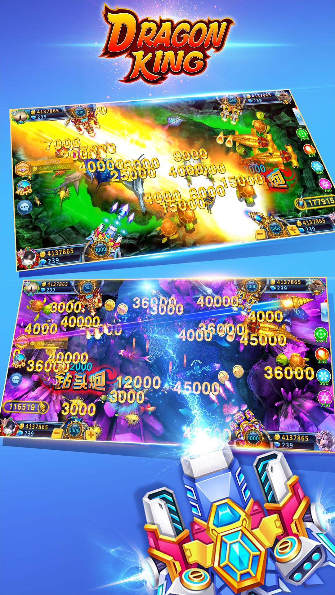 Dragon King Fishing Online-Arcade  Fish Games 5.2.0 Screenshot 3