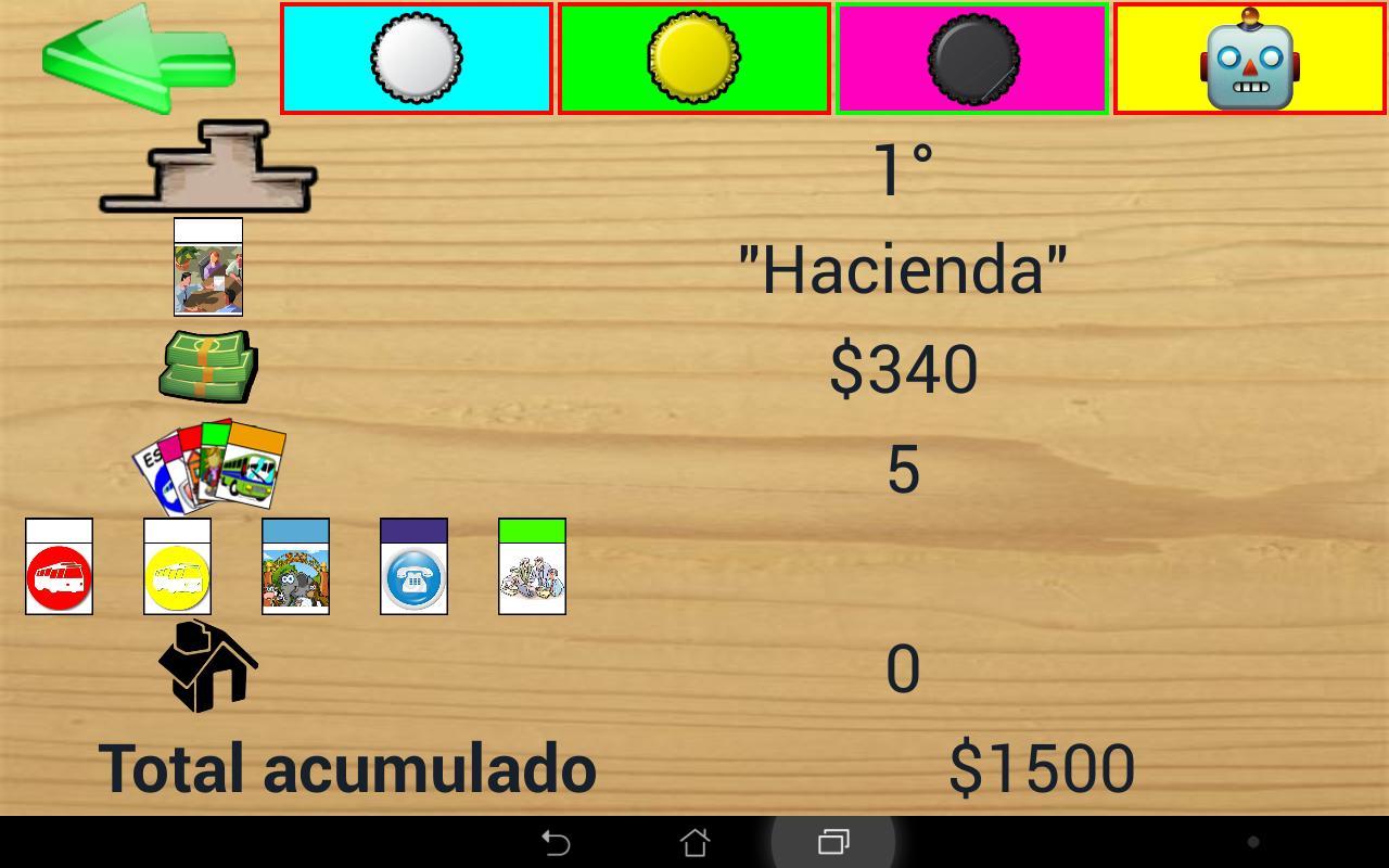 Mesa Game, tipo monopoly. 1.76 Screenshot 10