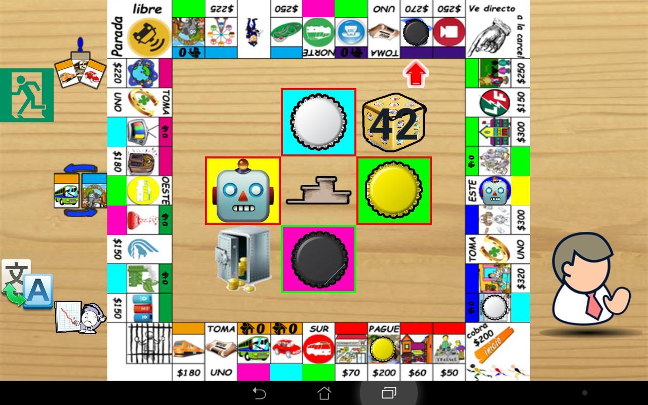 Mesa Game, tipo monopoly. 1.76 Screenshot 13
