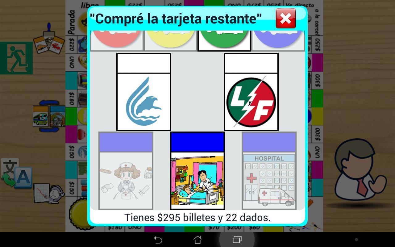 Mesa Game, tipo monopoly. 1.76 Screenshot 22