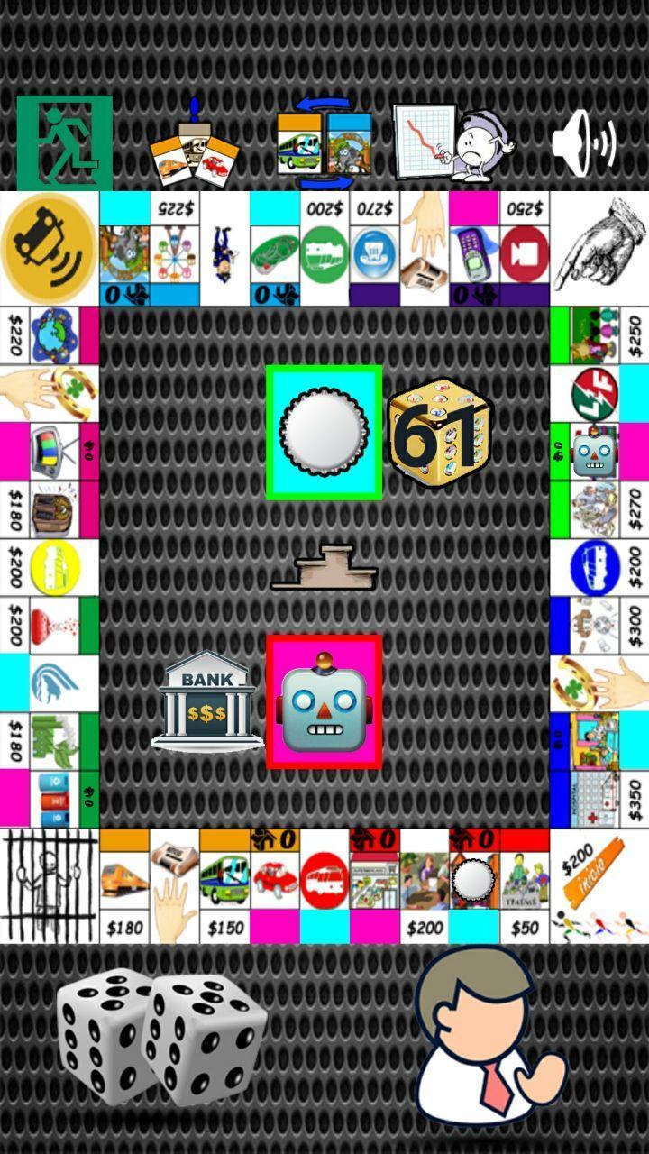 Mesa Game, tipo monopoly. 1.76 Screenshot 3