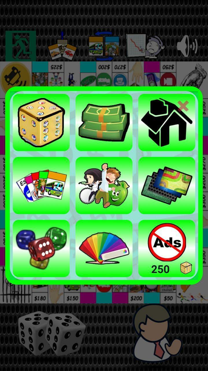 Mesa Game, tipo monopoly. 1.76 Screenshot 4