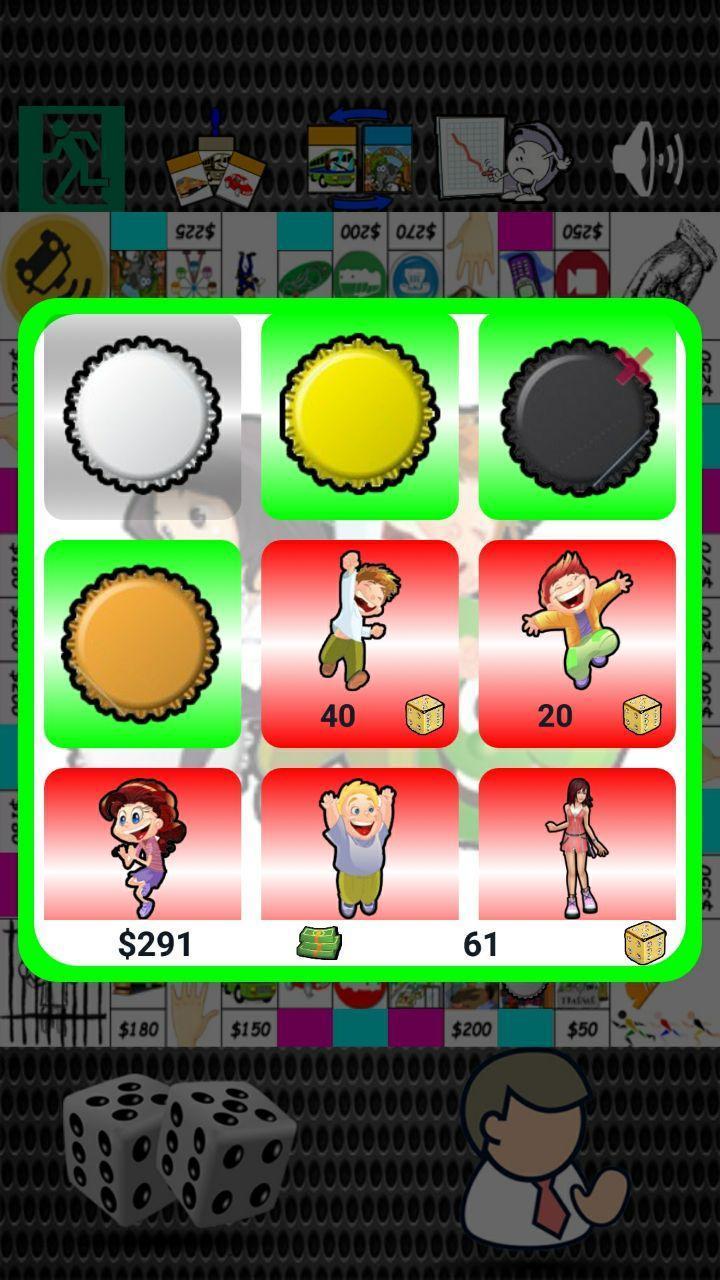 Mesa Game, tipo monopoly. 1.76 Screenshot 6
