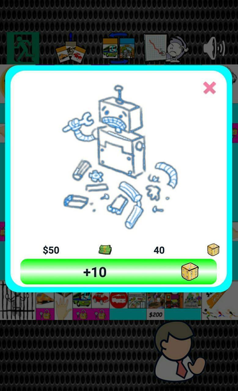 Mesa Game, tipo monopoly. 1.76 Screenshot 8