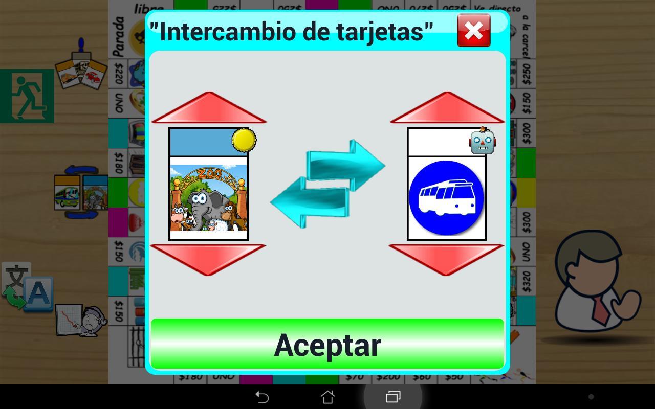 Mesa Game, tipo monopoly. 1.76 Screenshot 9