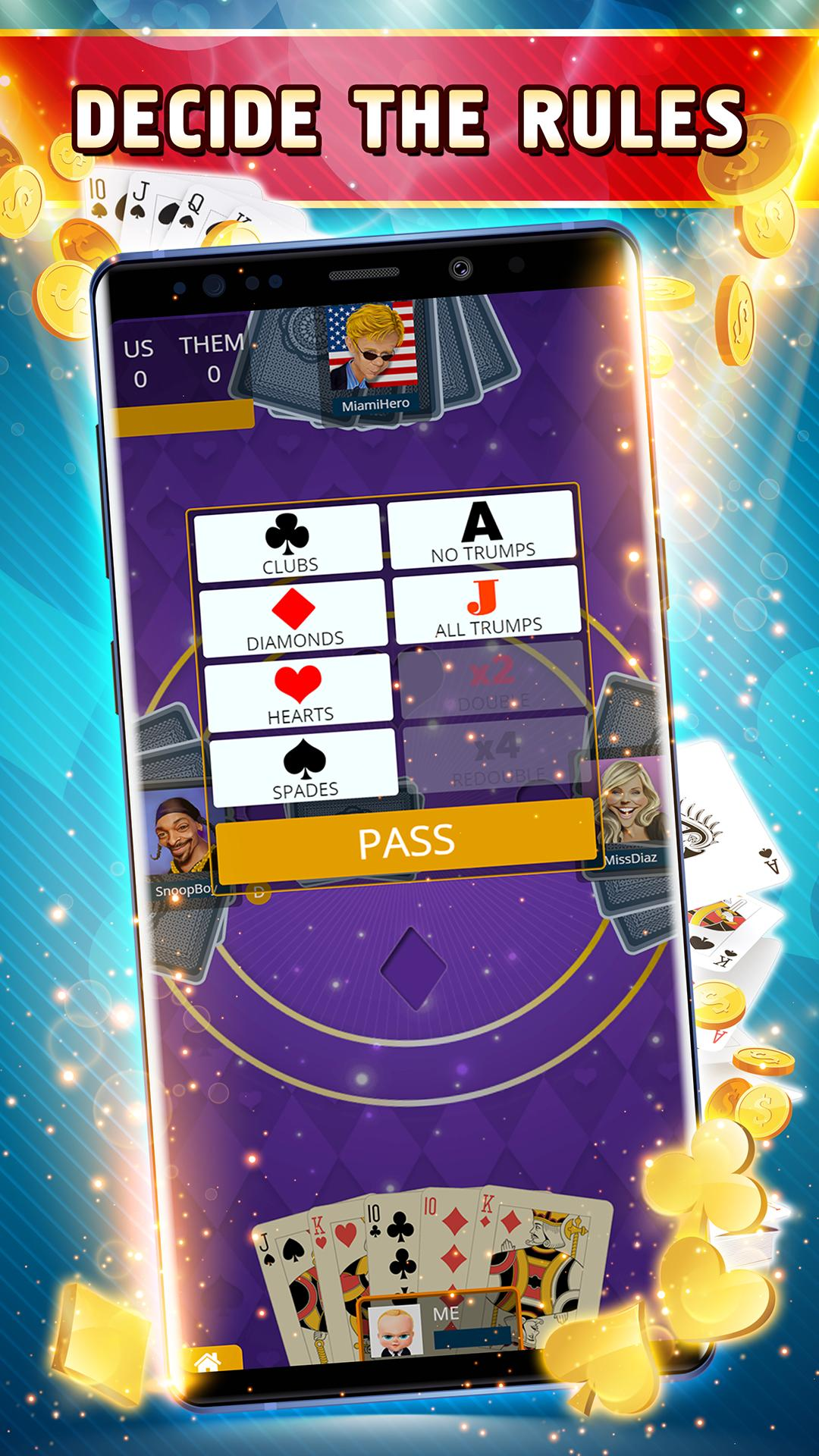 Belot - Играй Белот офлайн 1.0.15 Screenshot 3