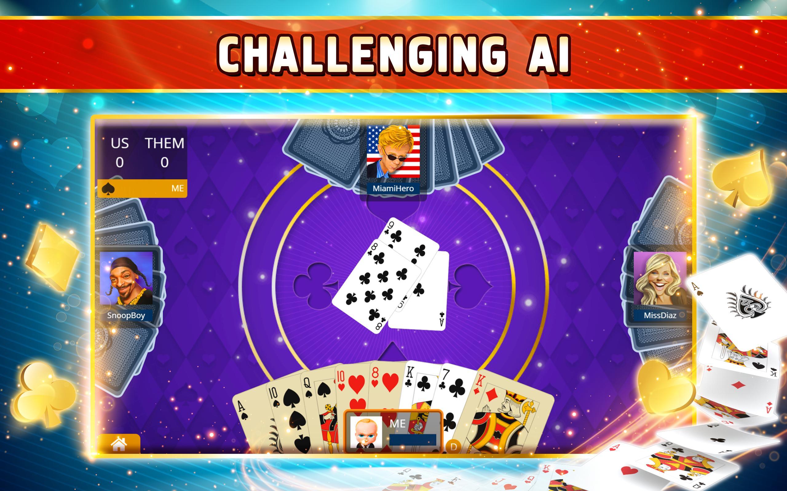 Belot - Играй Белот офлайн 1.0.15 Screenshot 7