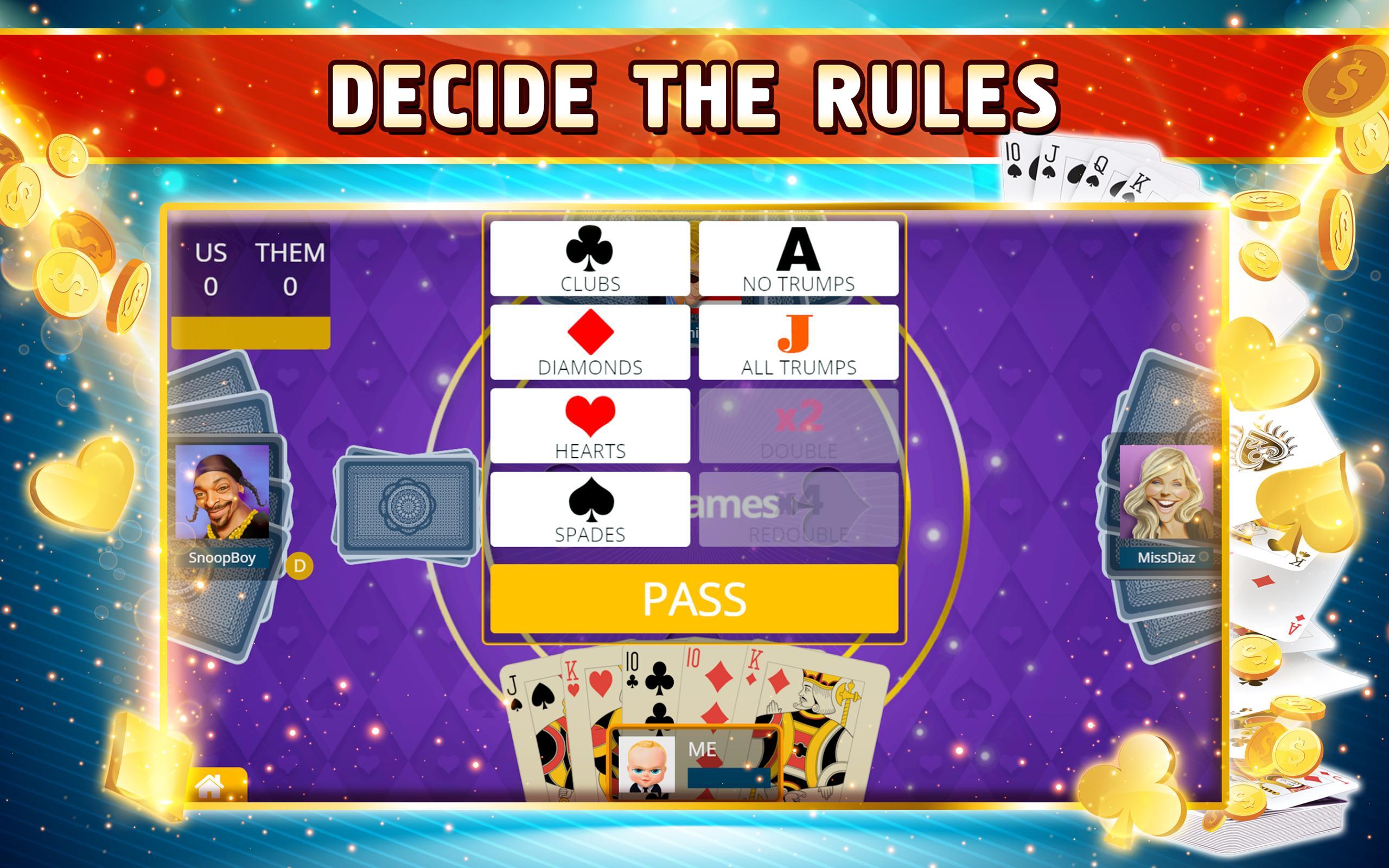 Belot - Играй Белот офлайн 1.0.15 Screenshot 8
