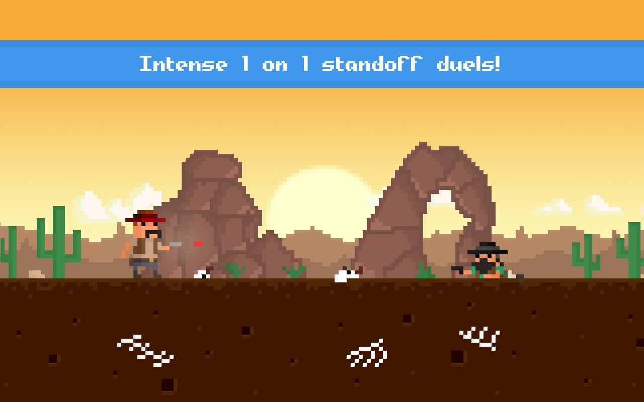 Cowboy Standoff Duel - PvP Arcade Shooter 1.07 Screenshot 1