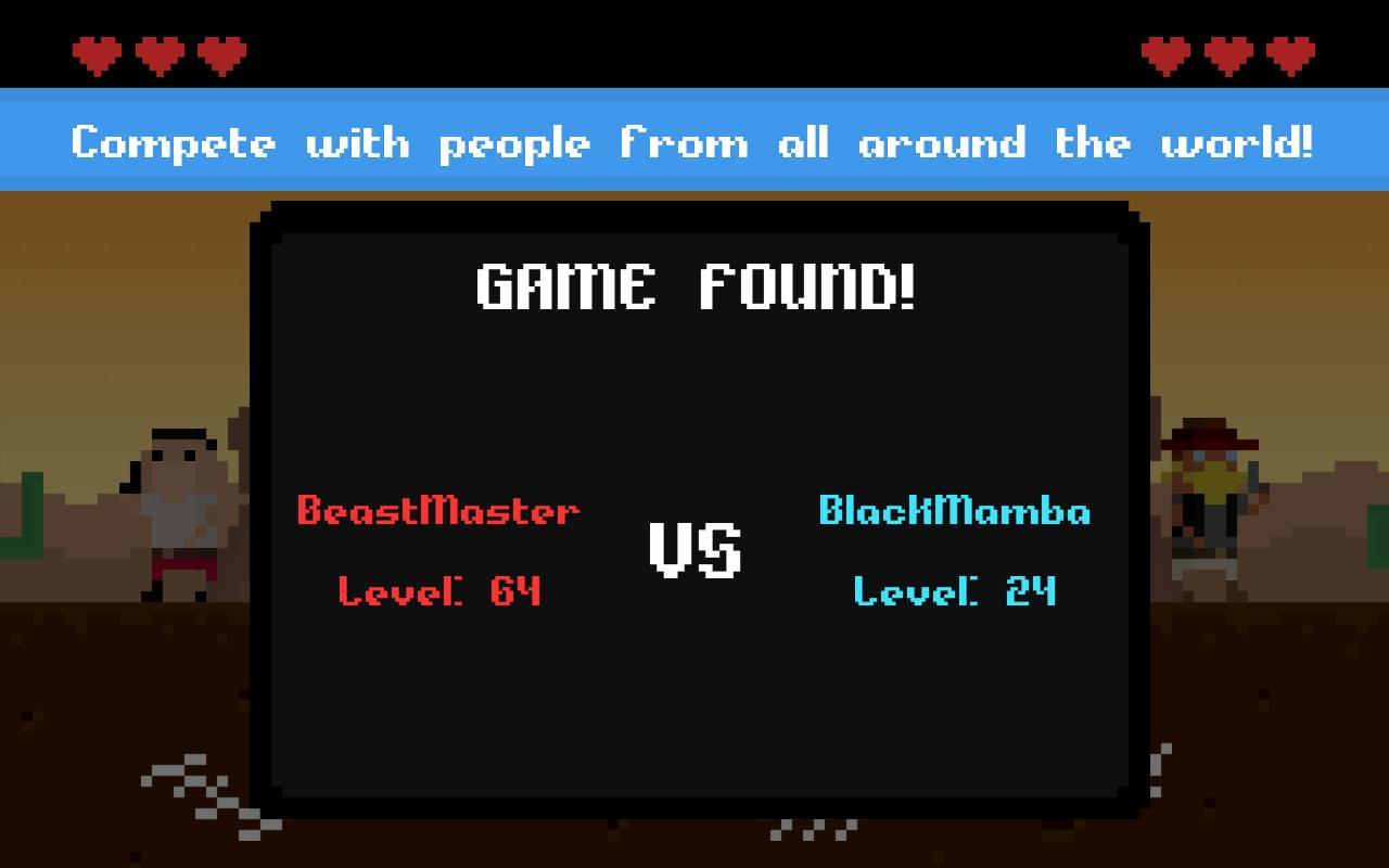 Cowboy Standoff Duel - PvP Arcade Shooter 1.07 Screenshot 3