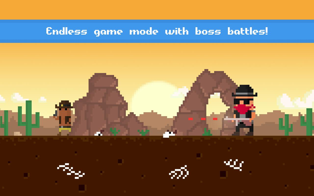 Cowboy Standoff Duel - PvP Arcade Shooter 1.07 Screenshot 6