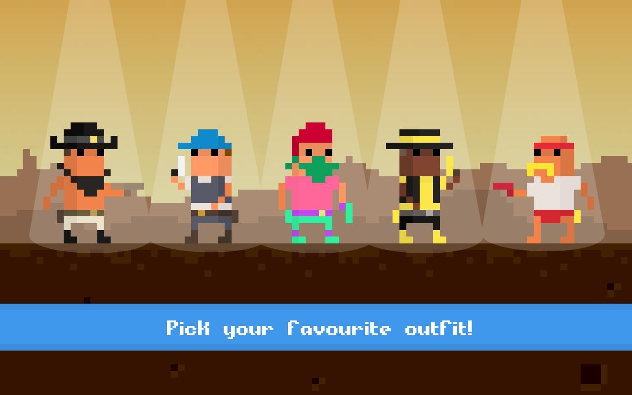 Cowboy Standoff Duel - PvP Arcade Shooter 1.07 Screenshot 8
