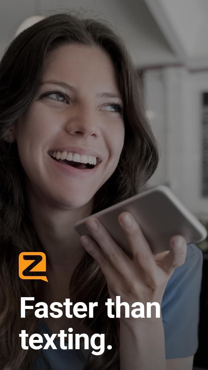 Zello PTT Walkie Talkie 4.78 Screenshot 1