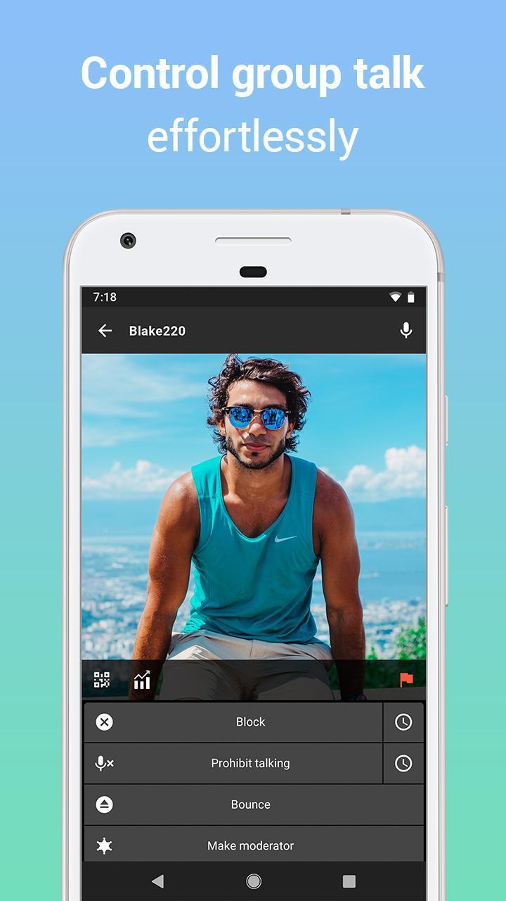 Zello PTT Walkie Talkie 4.78 Screenshot 6