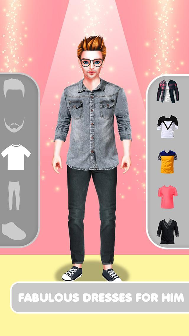Celebrity fashion designer: Royal makeover Salon 1.8 Screenshot 10