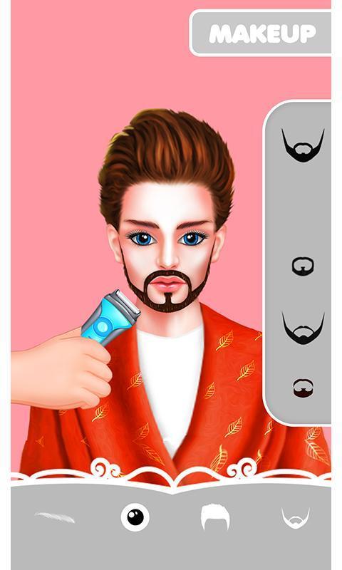 Celebrity fashion designer: Royal makeover Salon 1.8 Screenshot 12