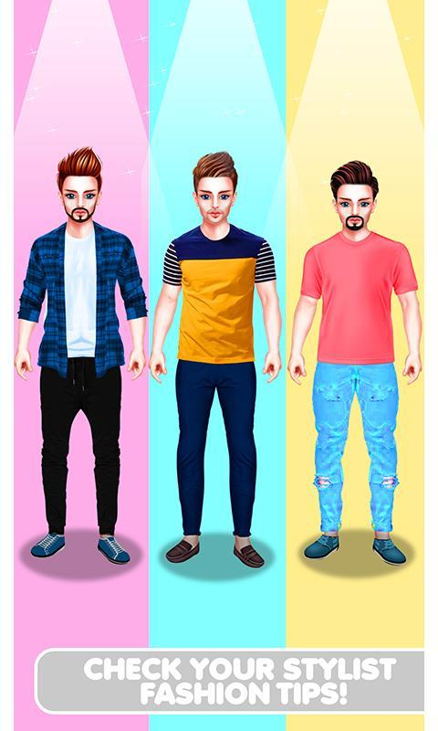 Celebrity fashion designer: Royal makeover Salon 1.8 Screenshot 13