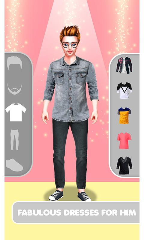 Celebrity fashion designer: Royal makeover Salon 1.8 Screenshot 15
