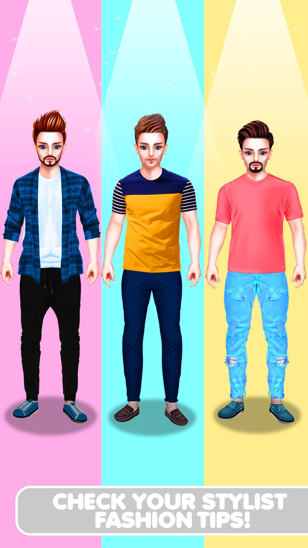 Celebrity fashion designer: Royal makeover Salon 1.8 Screenshot 2