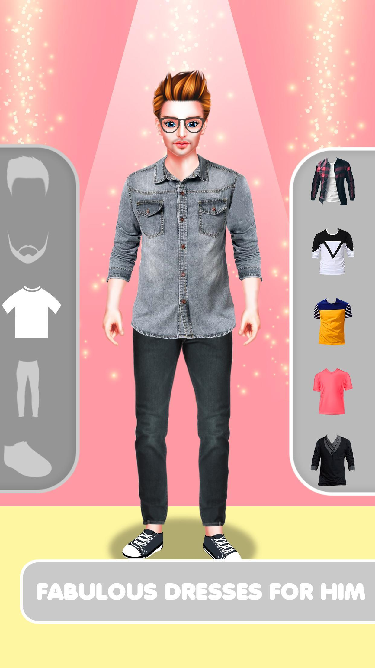 Celebrity fashion designer: Royal makeover Salon 1.8 Screenshot 3