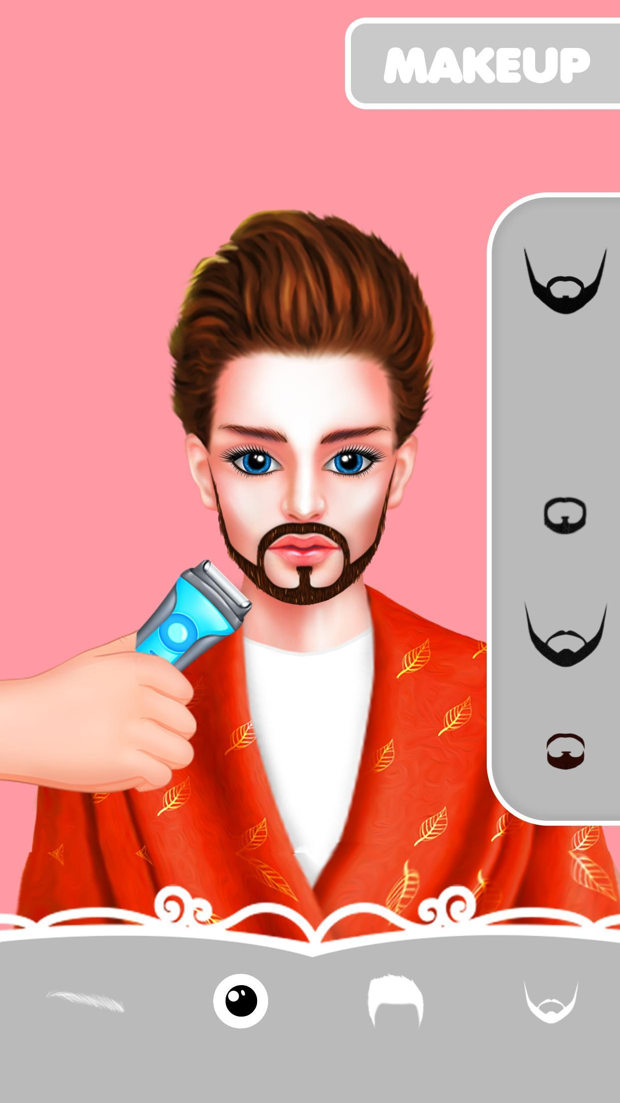 Celebrity fashion designer: Royal makeover Salon 1.8 Screenshot 4