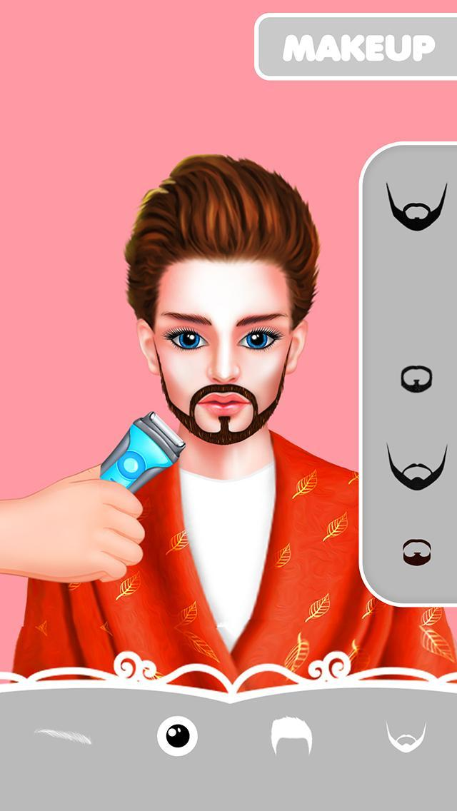 Celebrity fashion designer: Royal makeover Salon 1.8 Screenshot 7