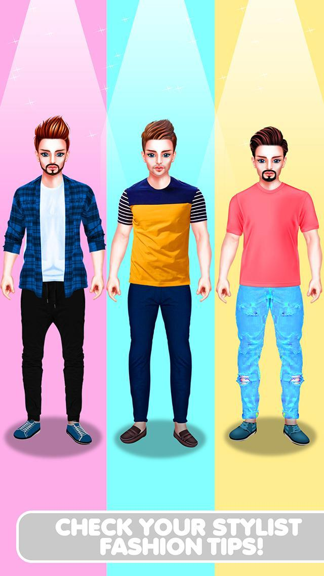 Celebrity fashion designer: Royal makeover Salon 1.8 Screenshot 8