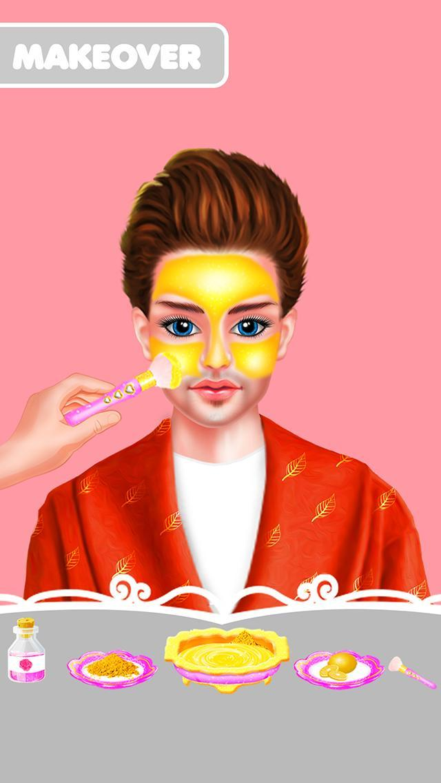 Celebrity fashion designer: Royal makeover Salon 1.8 Screenshot 9