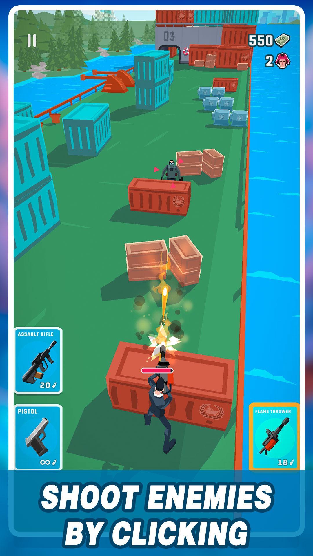 Agent Legend 1.0.1 Screenshot 1