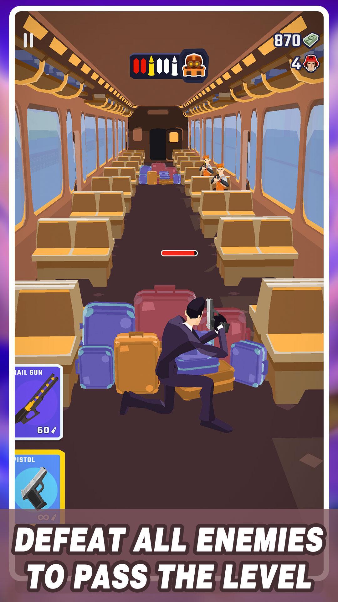 Agent Legend 1.0.1 Screenshot 2