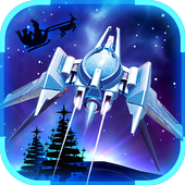 Dust Settle 3D-Infinity Space Shooting Arcade Game app icon
