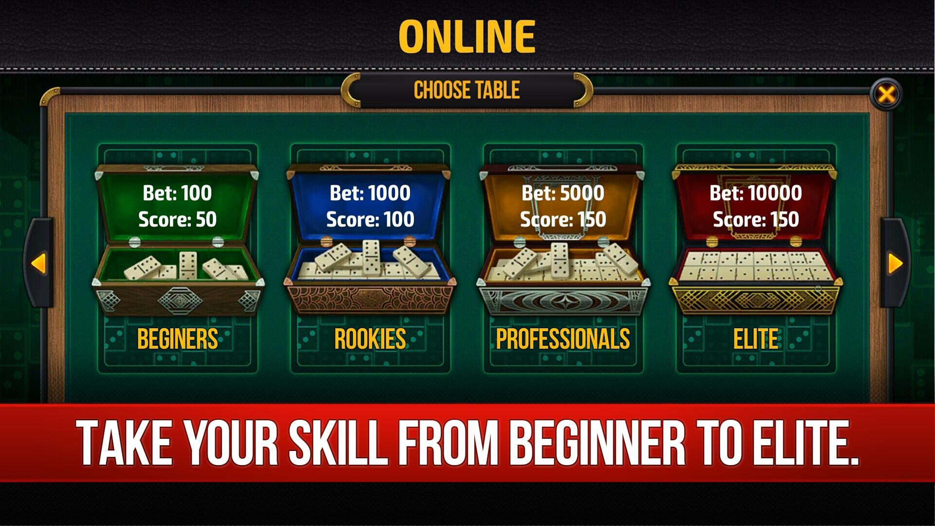 Domino - Dominoes online. Play free Dominos! 2.9.2 Screenshot 10