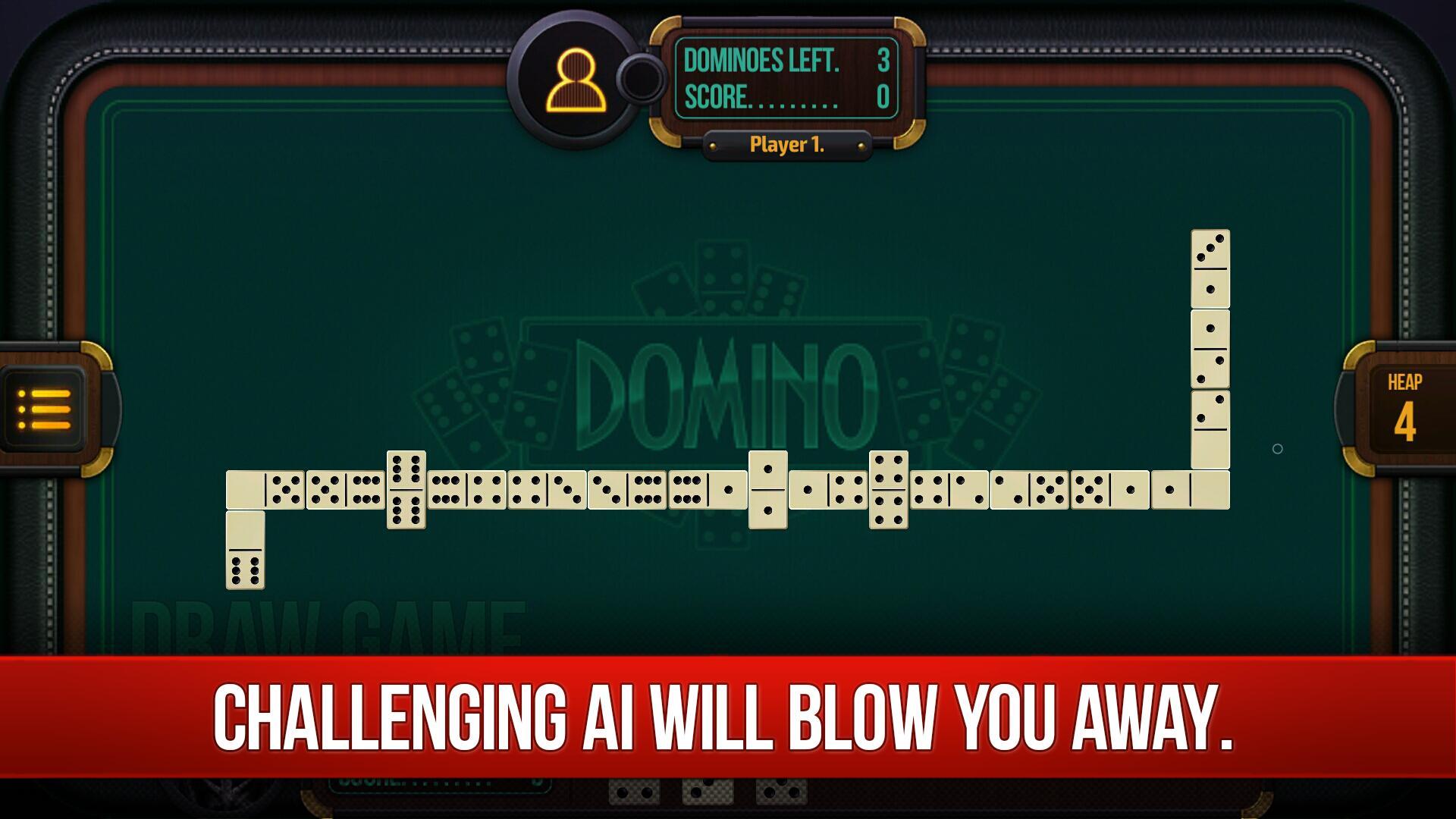 Domino - Dominoes online. Play free Dominos! 2.9.2 Screenshot 3