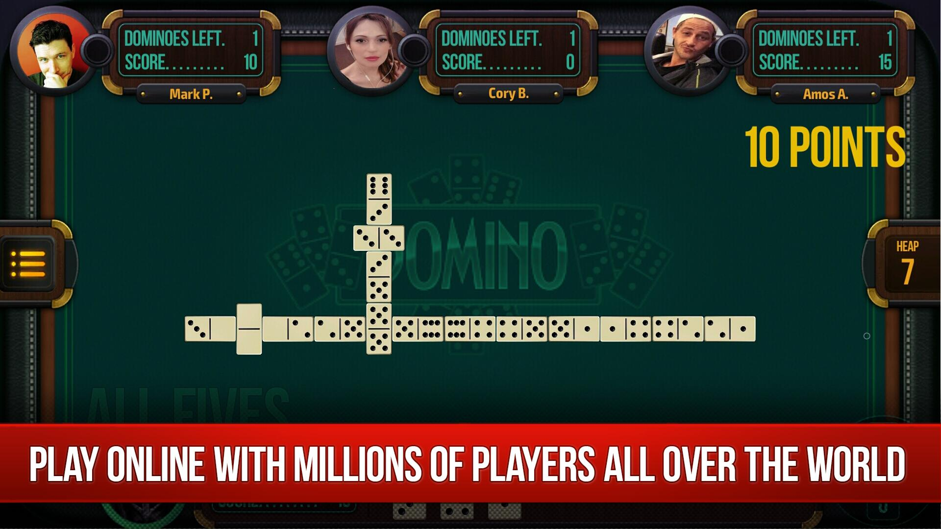 Domino - Dominoes online. Play free Dominos! 2.9.2 Screenshot 6