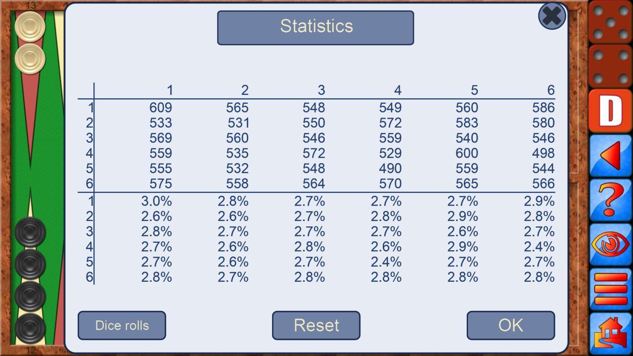 Backgammon V+, online multiplayer backgammon 5.25.64 Screenshot 3