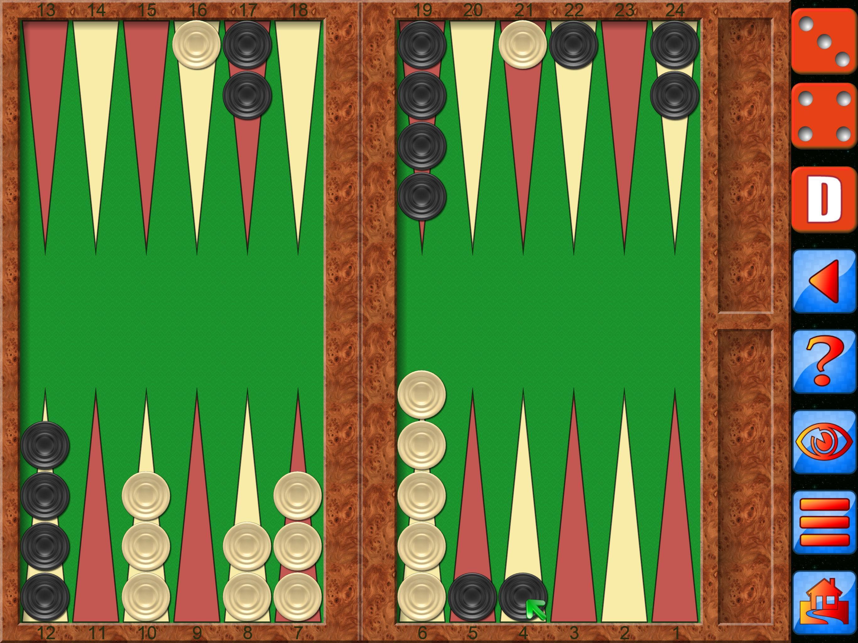 Backgammon V+, online multiplayer backgammon 5.25.64 Screenshot 6
