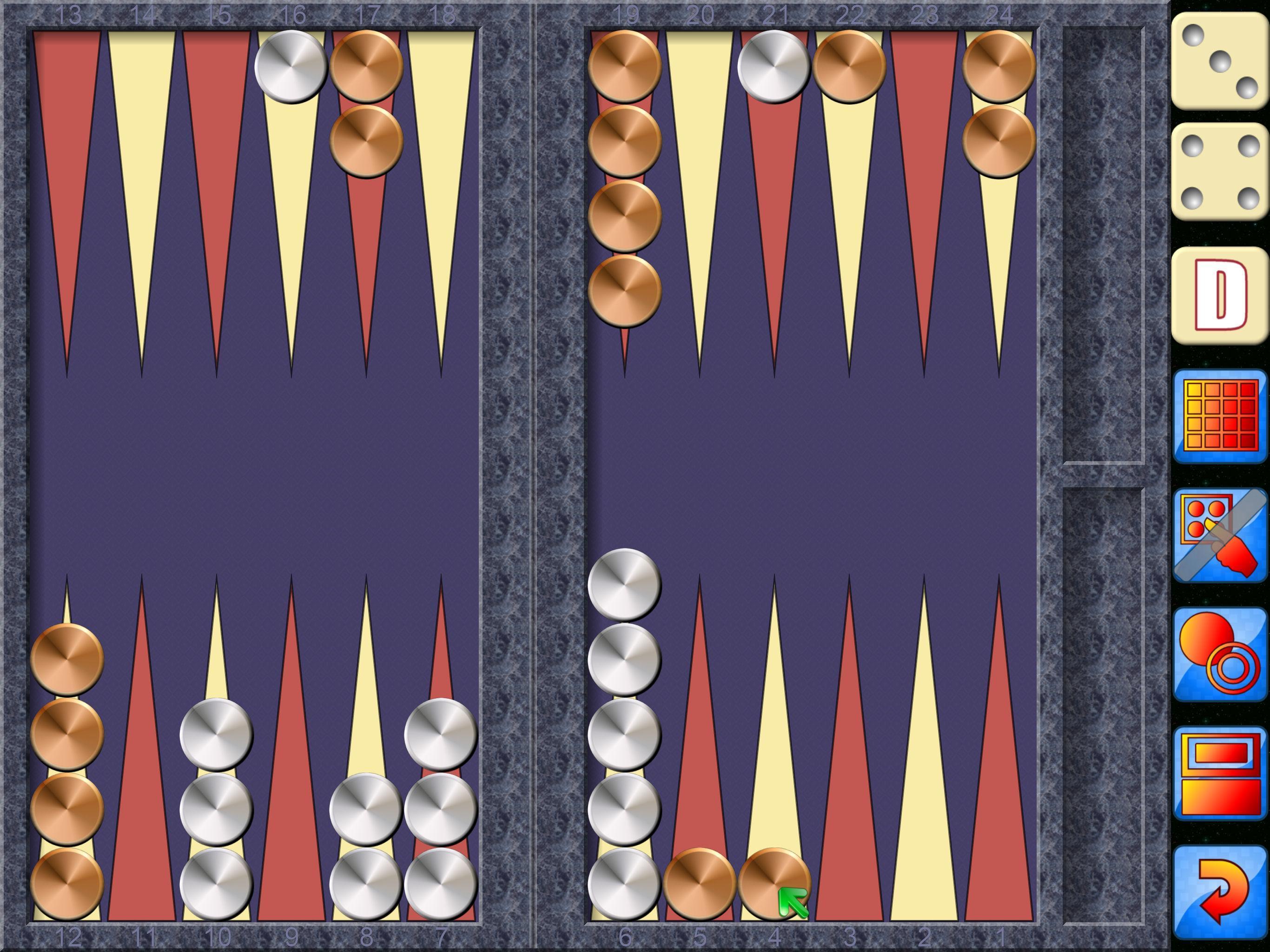 Backgammon V+, online multiplayer backgammon 5.25.64 Screenshot 7