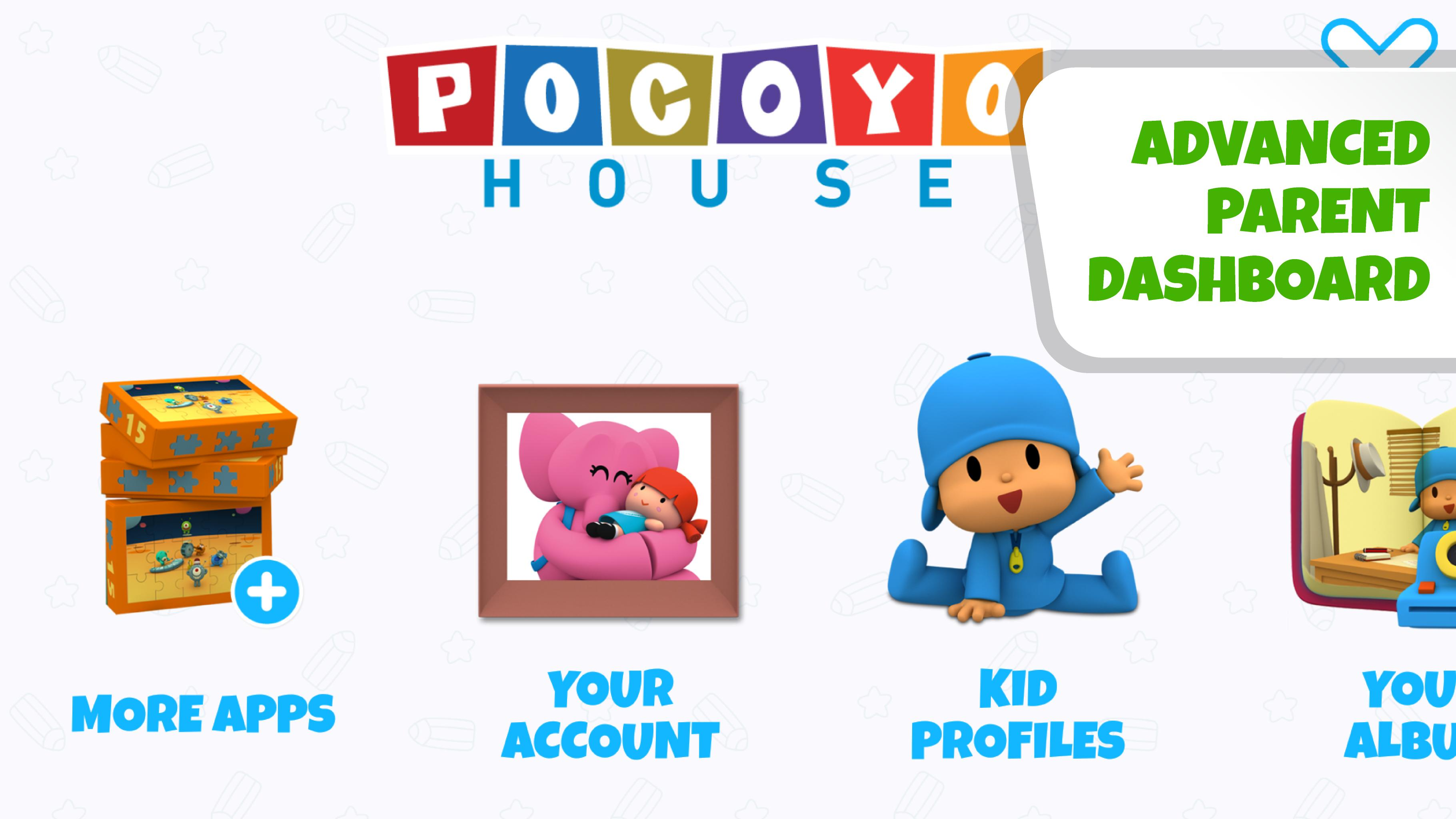 Pocoyo House best videos and apps for kids 3.1.3 Screenshot 12