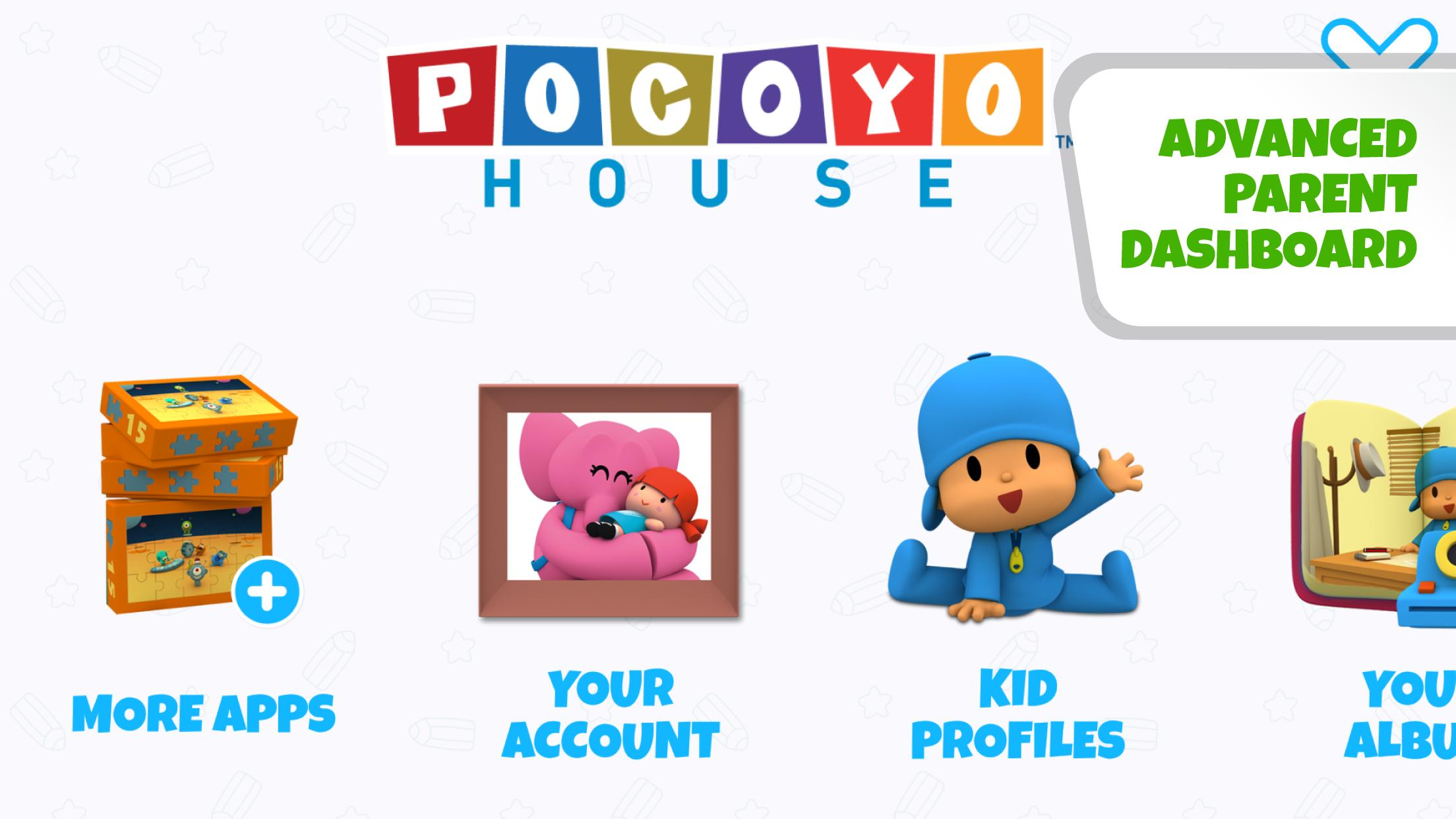 Pocoyo House best videos and apps for kids 3.1.3 Screenshot 4