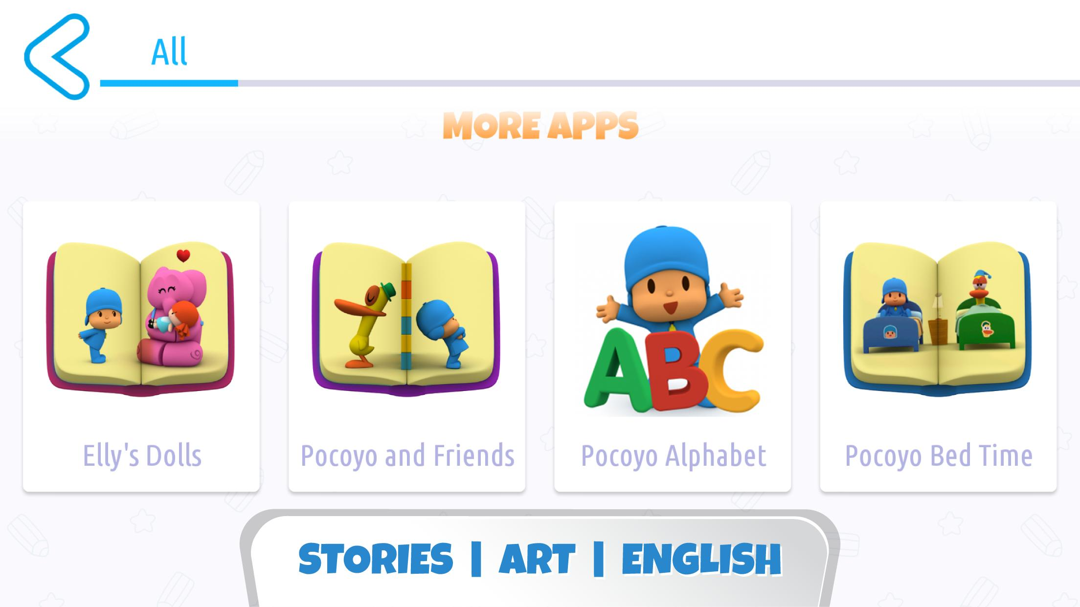 Pocoyo House best videos and apps for kids 3.1.3 Screenshot 8