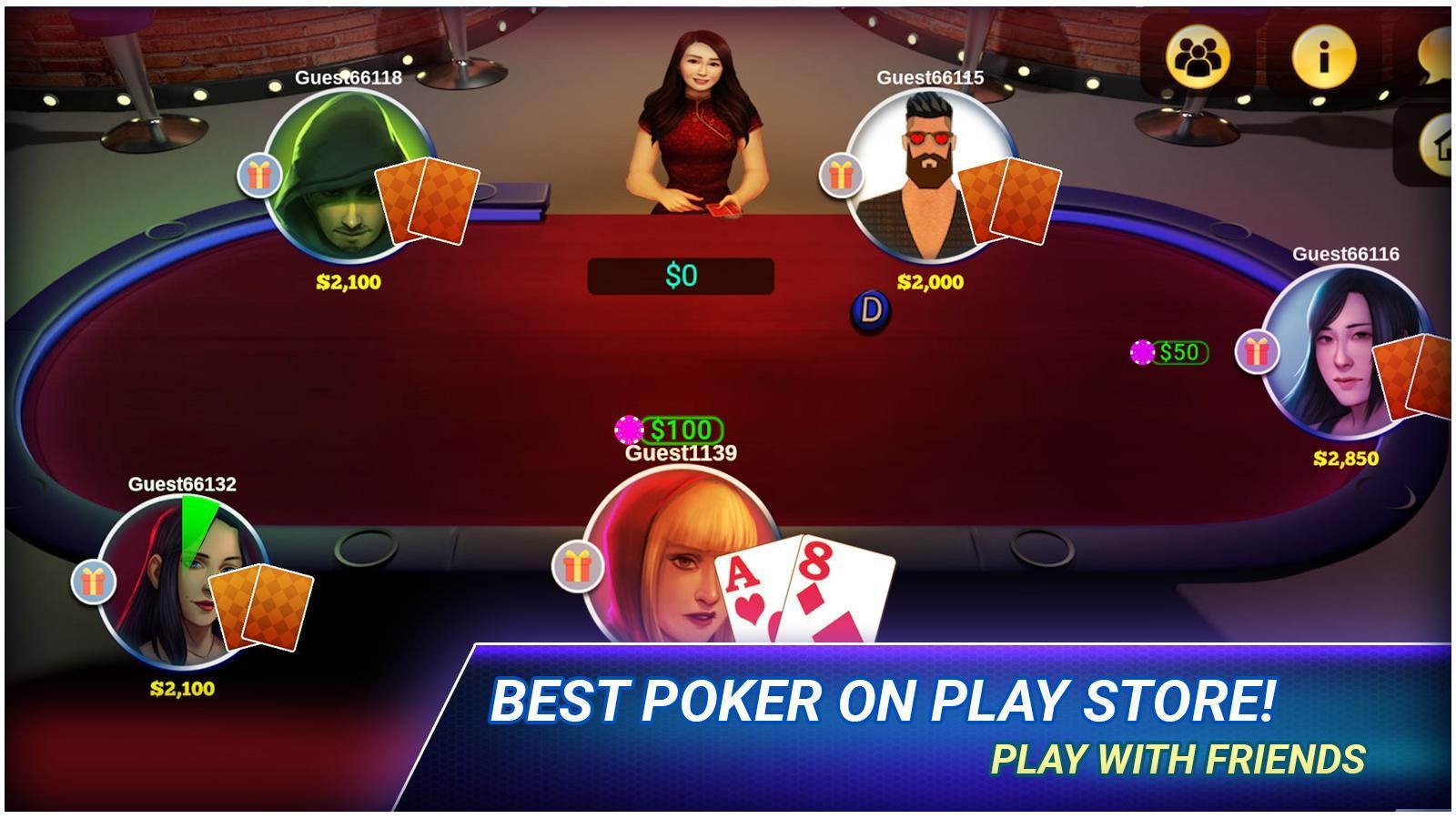 Poker Offline 3.9.4 Screenshot 2