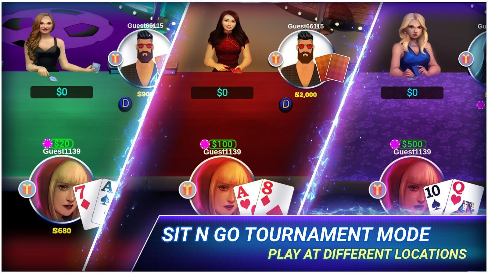 Poker Offline 3.9.4 Screenshot 4