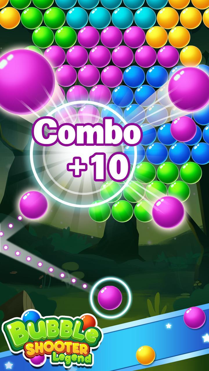 Bubble Shooter 2020 - 1969 levels 1.29 Screenshot 1