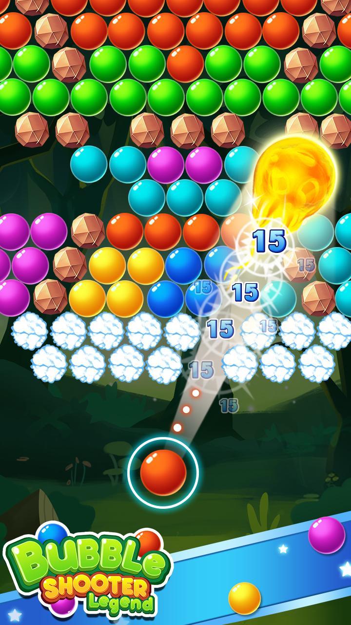 Bubble Shooter 2020 - 1969 levels 1.29 Screenshot 3