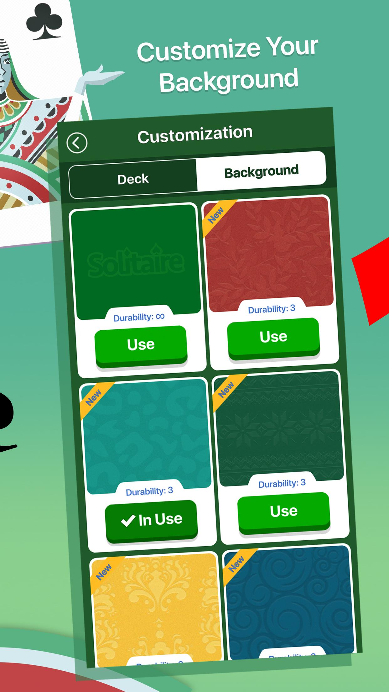 Solitaire 8.4.1 Screenshot 5