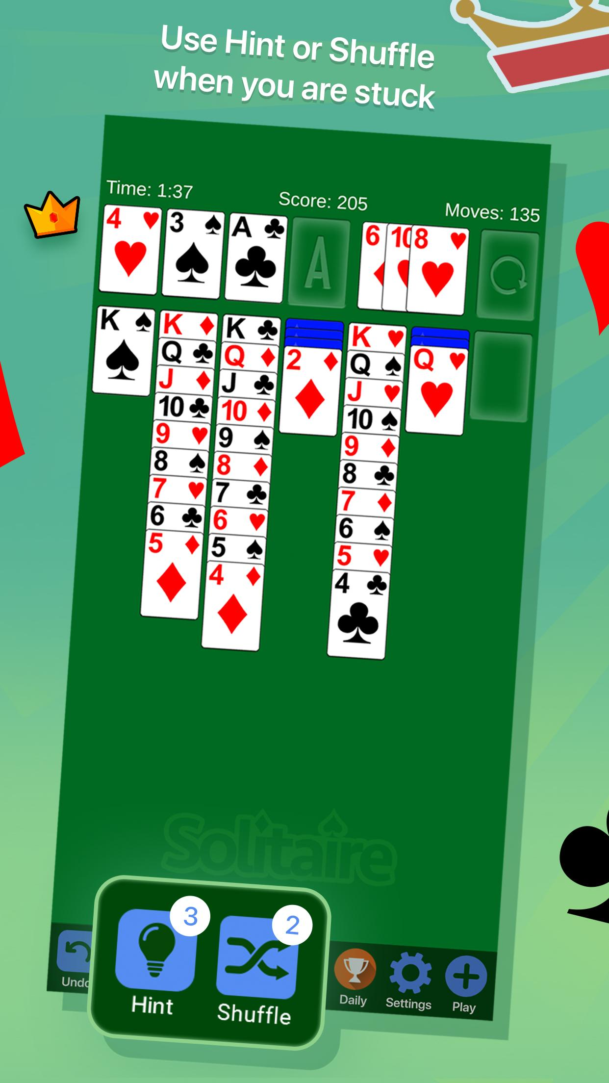 Solitaire 8.4.1 Screenshot 6