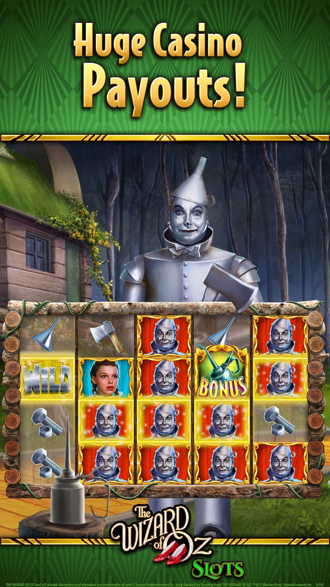 Wizard of Oz Free Slots Casino 134.0.2045 Screenshot 1