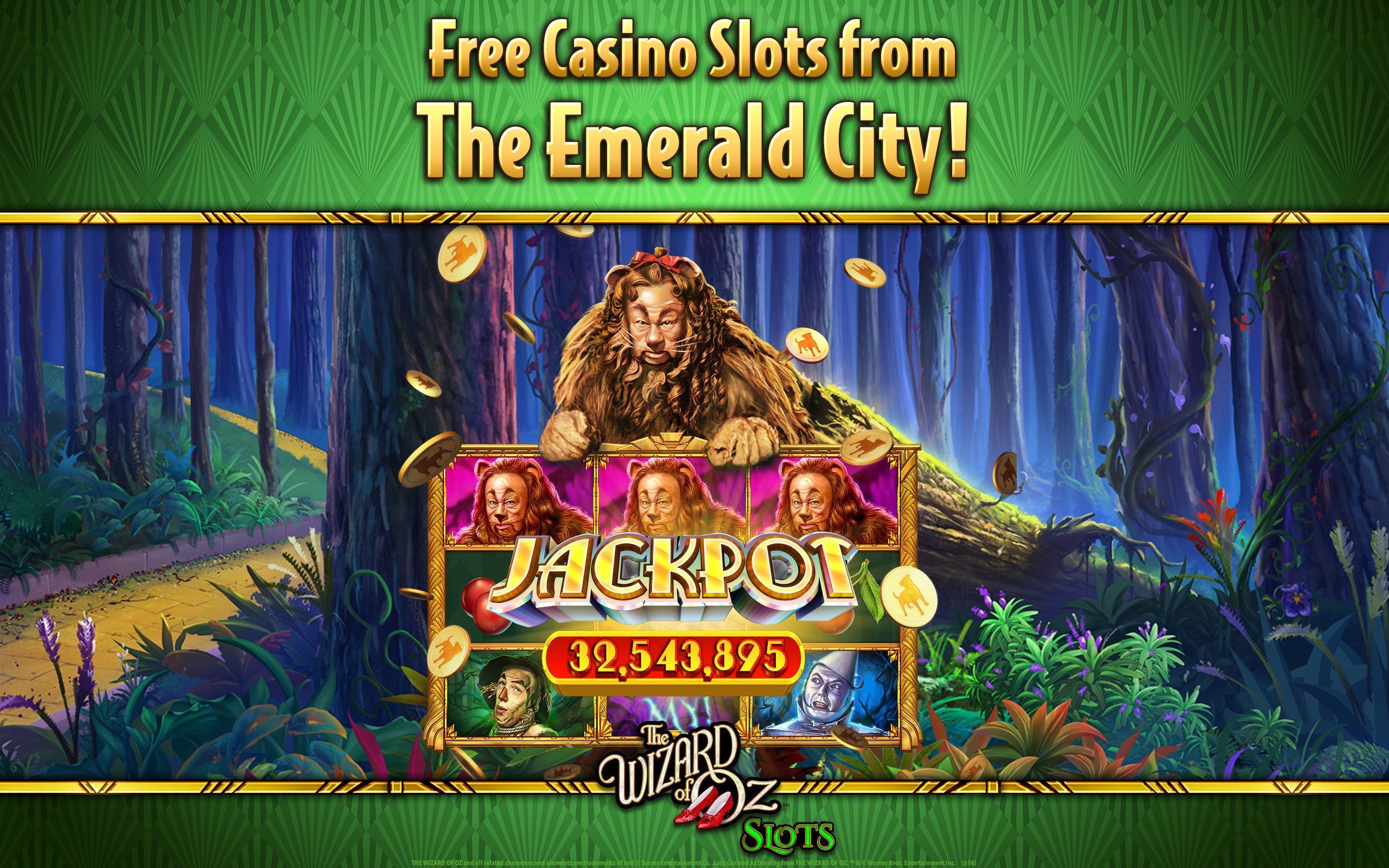 Wizard of Oz Free Slots Casino 134.0.2045 Screenshot 10